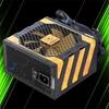 پاور گیمینگ 650 وات گرین GP650A-UK Plus