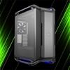 کیس کولرمستر COSMOS C700P Black Edition