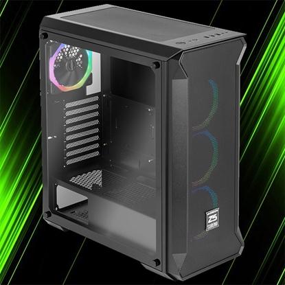 کیس کامپیوتر گرین Z5 SURENA RGB