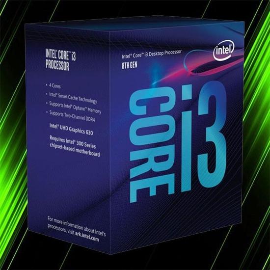 پردازنده اینتل CORE i3-9100F Coffee Lake