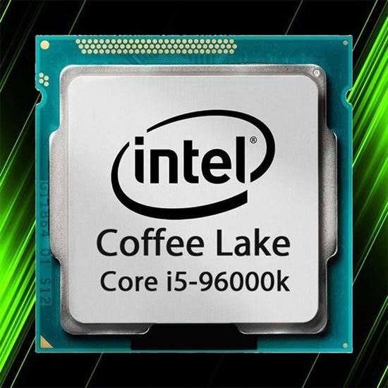 پردازنده اینتل بدون باکس i5-9600K CoffeeLake