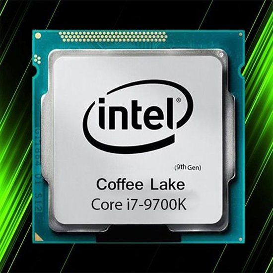 پردازنده اینتل بدون باکس CORE i7-9700K Coffee Lake
