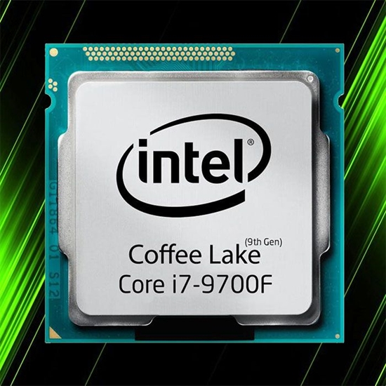 پردازنده اینتل بدون باکس Core i7-9700F Coffee Lake