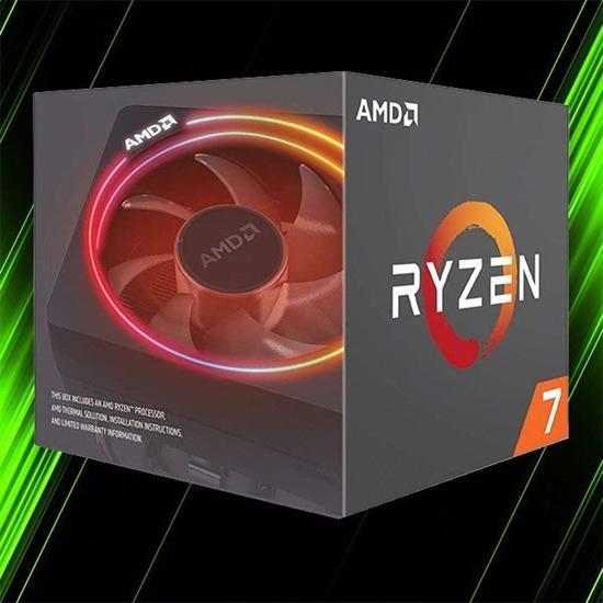 سی پی یو ای ام دی Ryzen 7 2700X