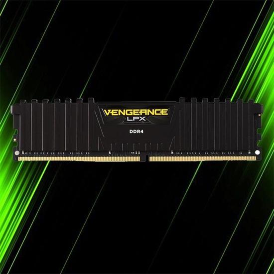 رم کورسیر VENGEANCE LPX 8GB 2400MHz CL16