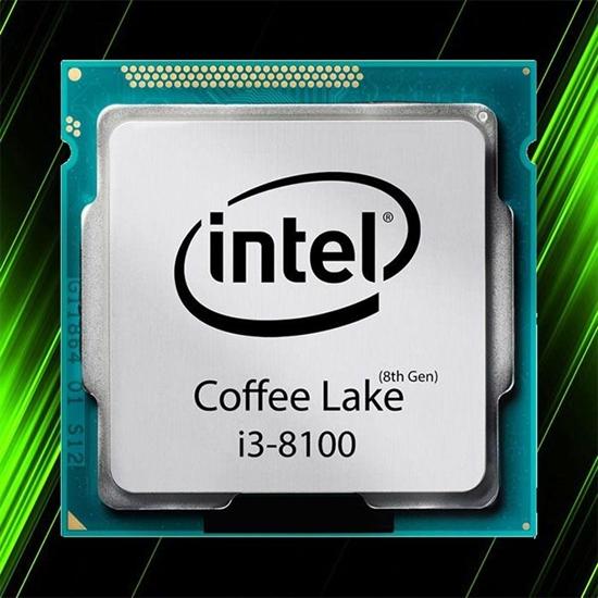 پردازنده اینتل بدون باکس i3-8100 Coffee Lake