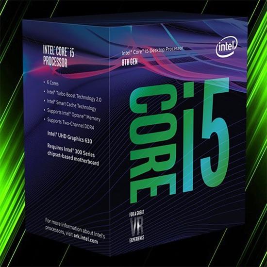 پردازنده اینتل Core i5-8400 COFFEE LAKE