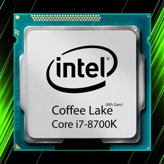 پردازنده اینتل بدون باکس i7-8700K Coffee Lake