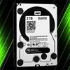 هارد اینترنال وسترن دیجیتال WD Black 2TB 64MB Buffer