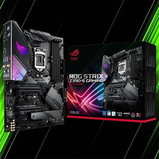 مادربورد ایسوس ROG STRIX Z390-E GAMING