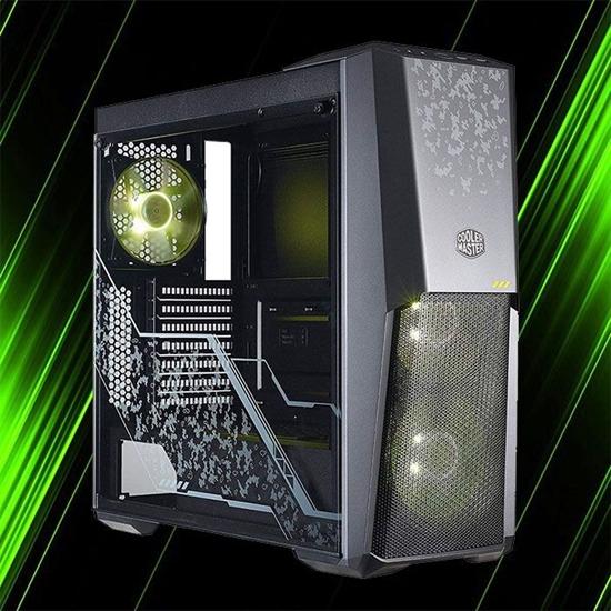 کیس کولرمستر MASTERBOX MB500 TUF GAMING EDITION