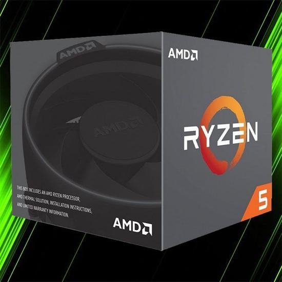 پردازنده ای ام دی Ryzen 5 2600