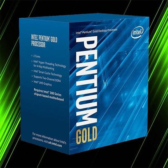 پردازنده اینتل Pentium Gold G5400