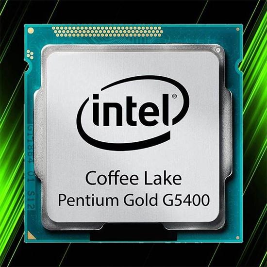 پردازنده اینتل بدون باکس Pentium Gold G5400 Coffee Lake