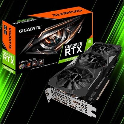 کارت گرافیک گیگابایت RTX 2070 SUPER GAMING OC 8G
