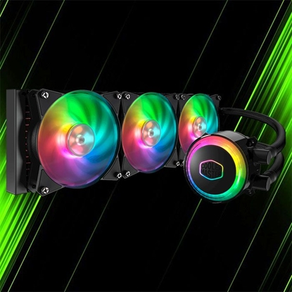 کولر مایع کولر مستر MASTERLIQUID ML360R RGB