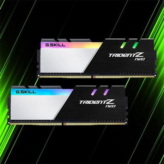 رم جی اسکیل Trident Z NEO 32GB 16GBx2 3200MHz CL16