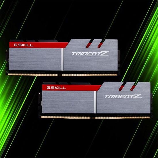 رم جی اسکیل Trident Z 16GB 8GBx2 3200MHz CL16