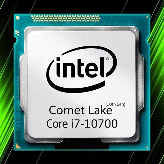 پردازنده اینتل بدون باکس CORE i7-10700 Comet Lake