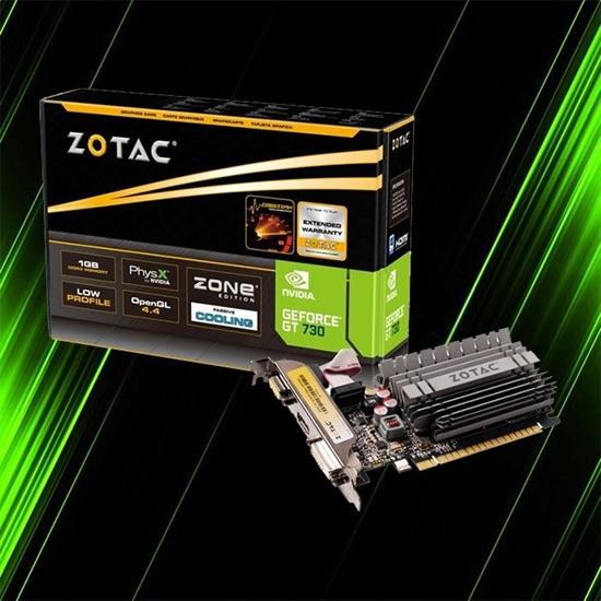 کارت گرافیک زوتک ZOTAC GT 730 2GB Zone Edition DDR3