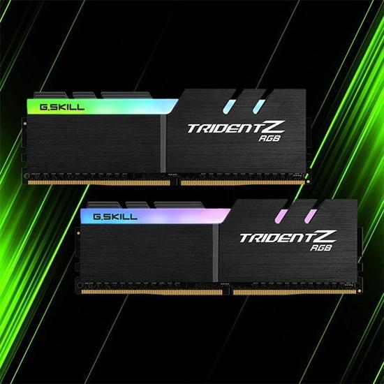 رم جی اسکیل Trident Z RGB 16GB 8GBx2 3200MHz CL16