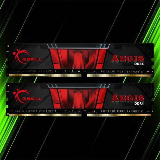 رم جی اسکیل AEGIS 16GB 8GBx2 3000MHz CL16