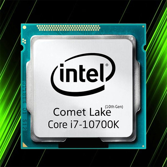پردازنده اینتل بدون باکس CORE i7-10700K Comet Lake