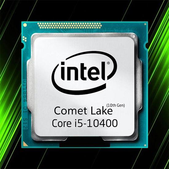 پردازنده اینتل بدون باکس CORE i5-10400 Comet Lake