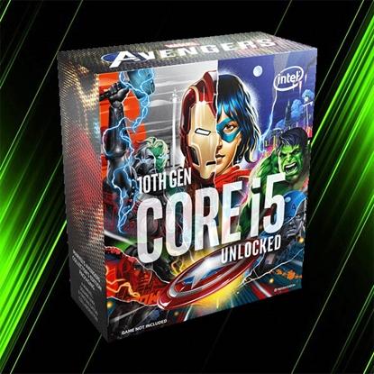 پردازنده اینتل CORE i5-10600K AVENGERS EDITION