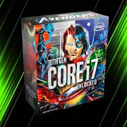 پردازنده اینتل CORE i7-10700K AVENGERS EDITION