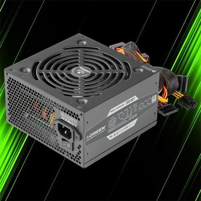 پاور 350 وات گرین GP350A ECO Rev3.1