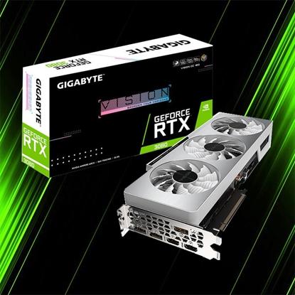 کارت گرافیک گیگابایت GeForce RTX 3080 VISION OC 10G