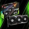 کارت گرافیک ام اس آی GeForce RTX 3080 GAMING TRIO 10G