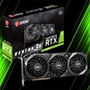 کارت گرافیک ام اس آی GeForce RTX 3080 VENTUS 3X 10G OC