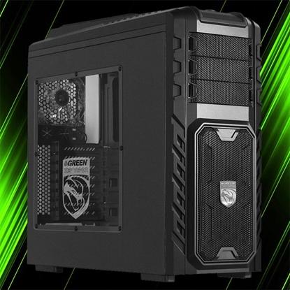 کیس کامپیوتر گرین X3+ VIPER