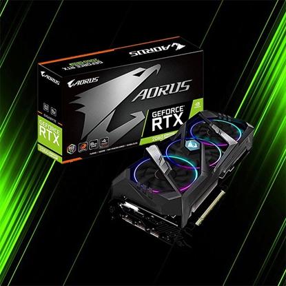 کارت گرافیک گیگابایت AORUS GeForce RTX 2060 SUPER 8G