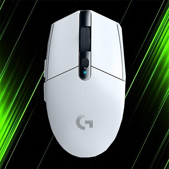 موس گیمینگ لاجیتک G305 White