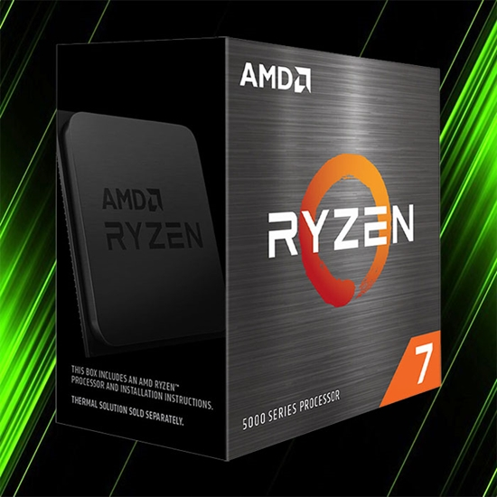 پردازنده ای ام دی Ryzen 7 5800X