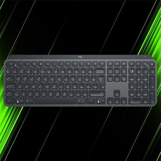 کیبورد بیسیم لاجیتک MX Keys