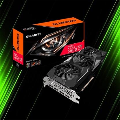 کارت گرافیک گیگابایت Radeon RX 5600 XT GAMING OC 6G