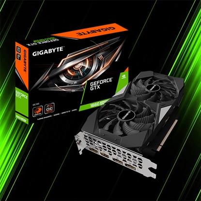 کارت گرافیک گیگابایت GTX 1660 SUPER OC 6G