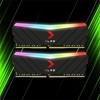 رم پی ان وی XLR8 Gaming EPIC-X RGB 16GB 8GBx2 3200MHz CL16