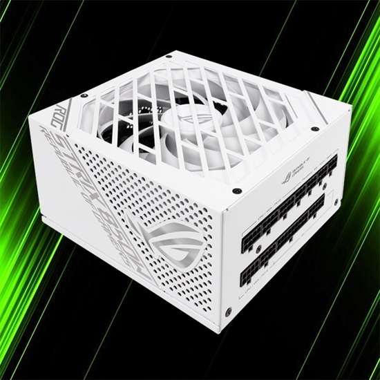 پاور ایسوس 850 وات ROG STRIX 850G WHITE