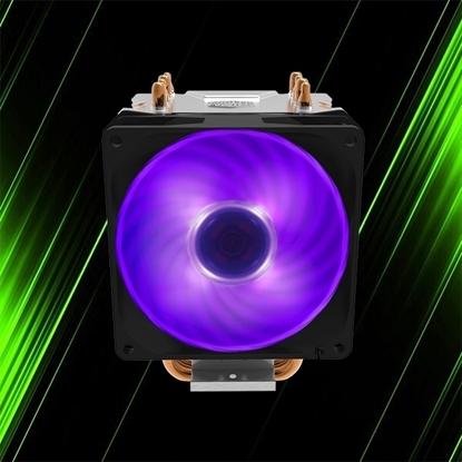 خنک کننده مایع پردازنده کولر مستر HYPER H410R RGB