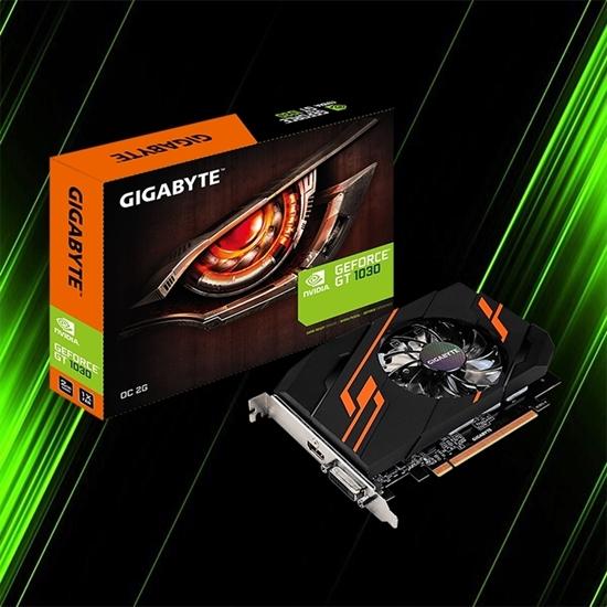 کارت گرافیک گیگابایت GT 1030 OC 2GB