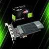 کارت گرافیک ایسوس GeForce GT 710 4H 2G