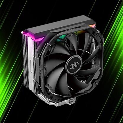خنک کننده پردازنده دیپ کول AS500 ARGB