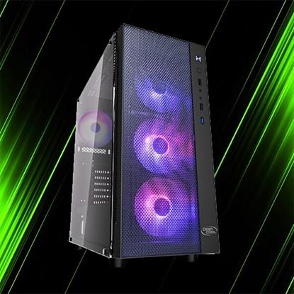 کیس دیپ کول MATREXX 55 MESH ADD-RGB 4F