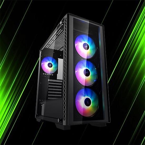 کیس دیپ کول MATREXX 50 ADD-RGB 4F