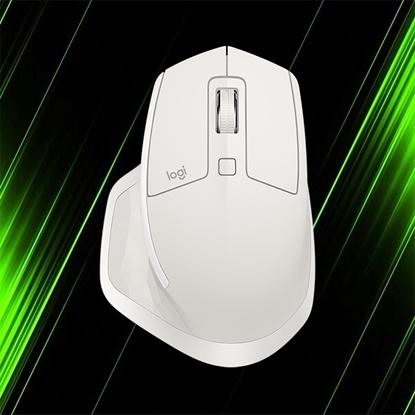 موس بی سیم لاجیتک MX Master 2S Graphite Light Gray